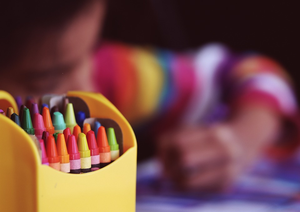 Perspective with Coloring Books